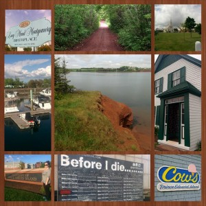 PEI Collage